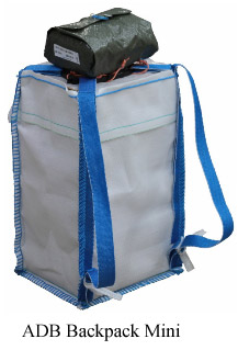 adb backpack mini